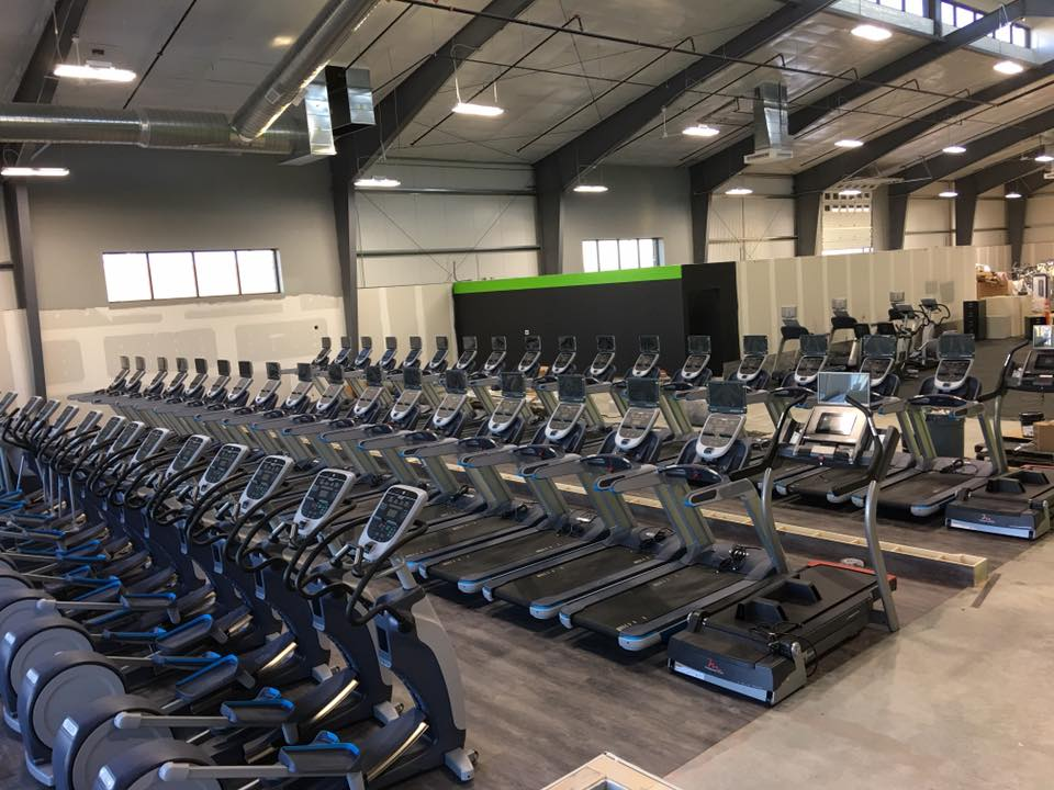 Good Life Fitness On 84th Hwy 2 Opens December 1st