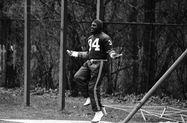 The Great Walter Payton