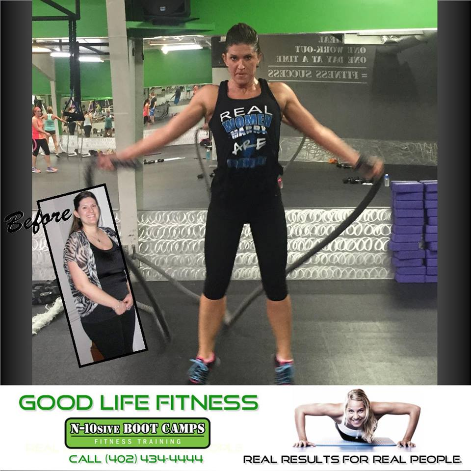 Good Life Fitness Instructor Uses Boot Camp For Half Marathon