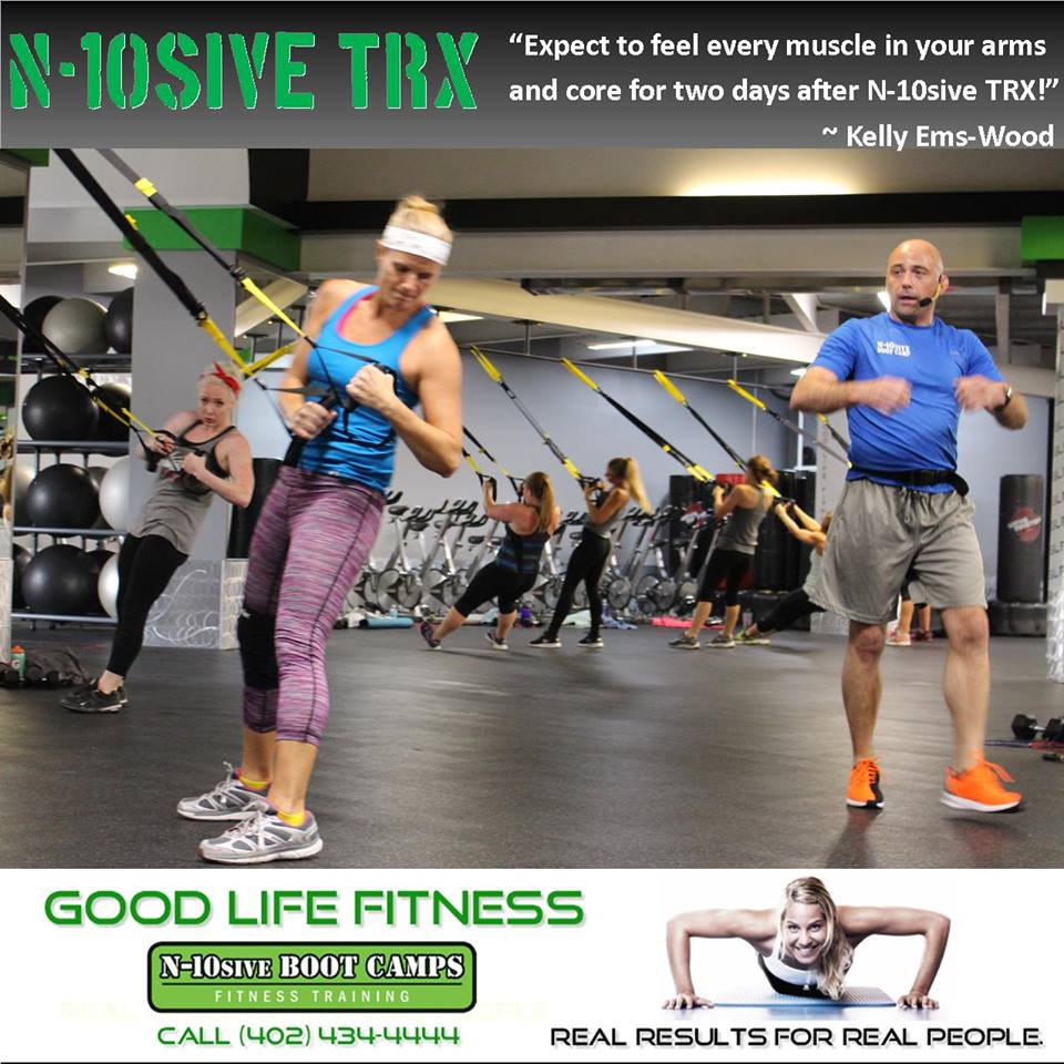 New Early Morning And Night Classes At Good Life Fitness